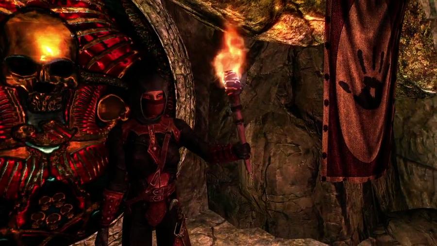 Skyrim Dark Brotherhood Assassin by Dovahkiin117 on DeviantArt