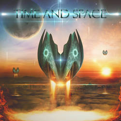 TimeAndSpace - Cover Design