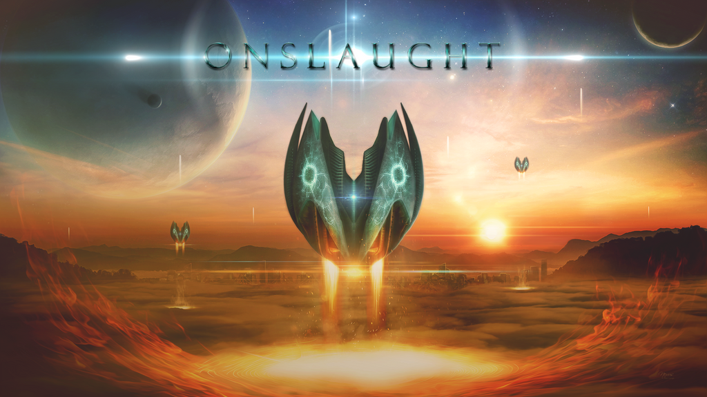 TimeAndSpace - Onslaught by MACN3XU5