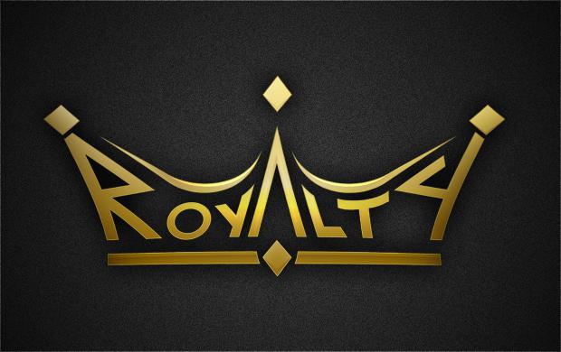 Royalty logo by JonnyBurgon on DeviantArt