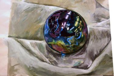 the little world. by ain-al-farashi