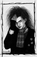 THE CURE - SIMON GALLUP 01 by blissfullydeadx