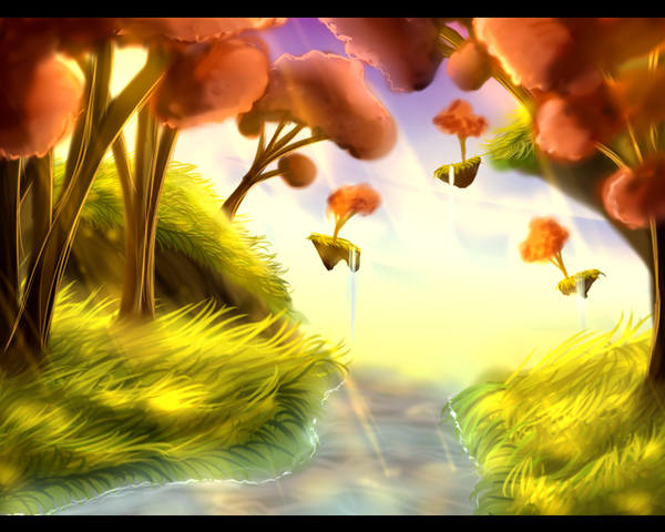 Da Forest by Skaylina
