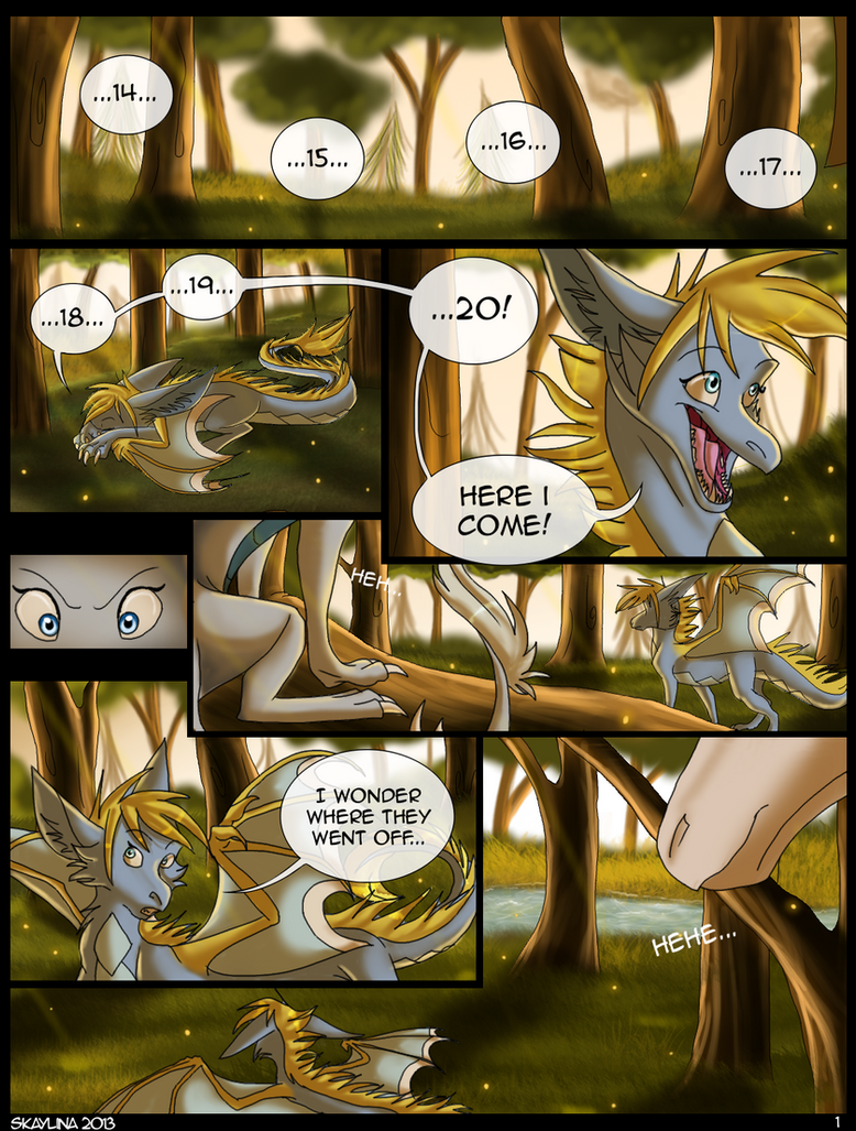 The Kessho - page 1 by Skaylina