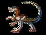 Velociraptor Kady