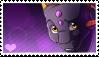 Kizvun - stamp by Skaylina