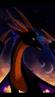 Space Goddess by Skaydie