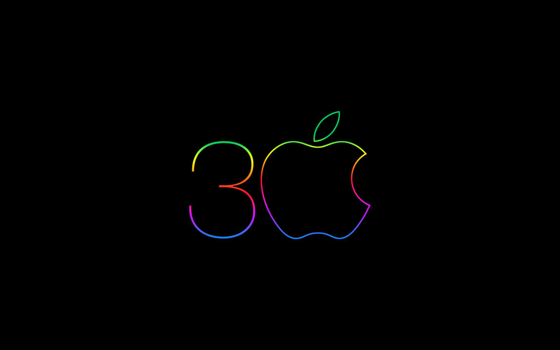 Macintosh 30th Anniversary by howiedi2