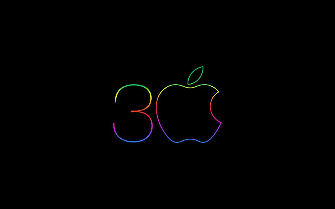 Macintosh 30th Anniversary by howiedi2