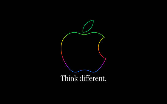 Think Different Retina - Outline