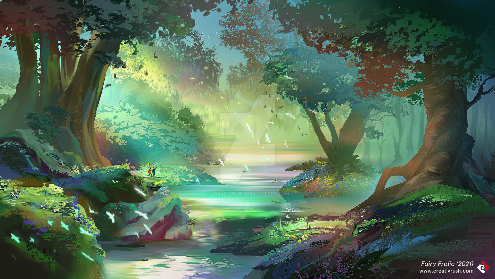Fairy Frolic - Viewscapes