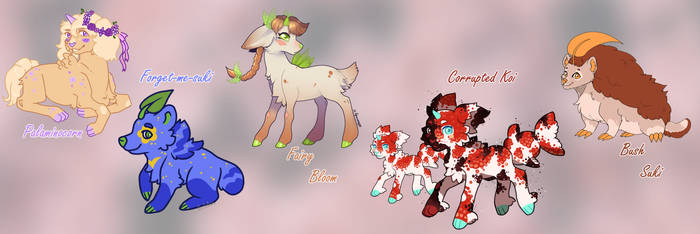 Baby Boon: Round 4 by confetti