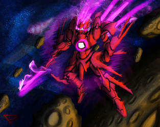 Aksael the Annihilator by Safek