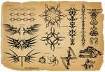 Tattoo Sheet