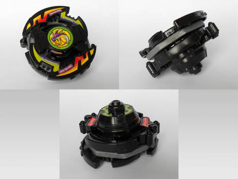 Wyborg, black version