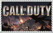 Original Call of Duty stamp by Caomha