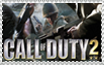 Call Of Duty 2 Stamp by Caomha