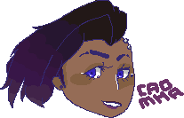 Sombra pixel by Caomha