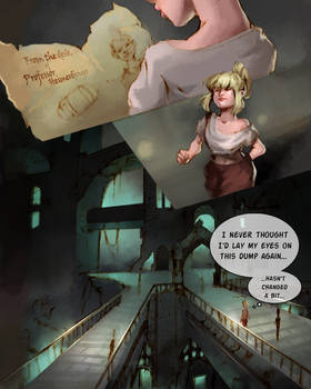 The Returned - League of legends - Issue 1 Pg1