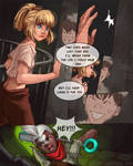 The Returned - League of legends - Issue 1 Pg8