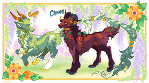 .:Floral Keb Auction:. closed
