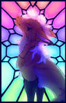 Stained Glass Sunlight