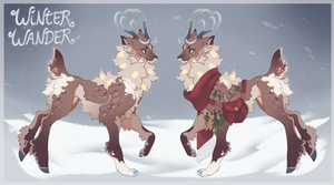 .:Winter Wander:. Auction closed