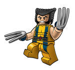 Marvel Lego Packaging - Wolverine