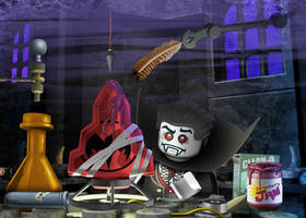 LEGO Monster Fighters - Experiments