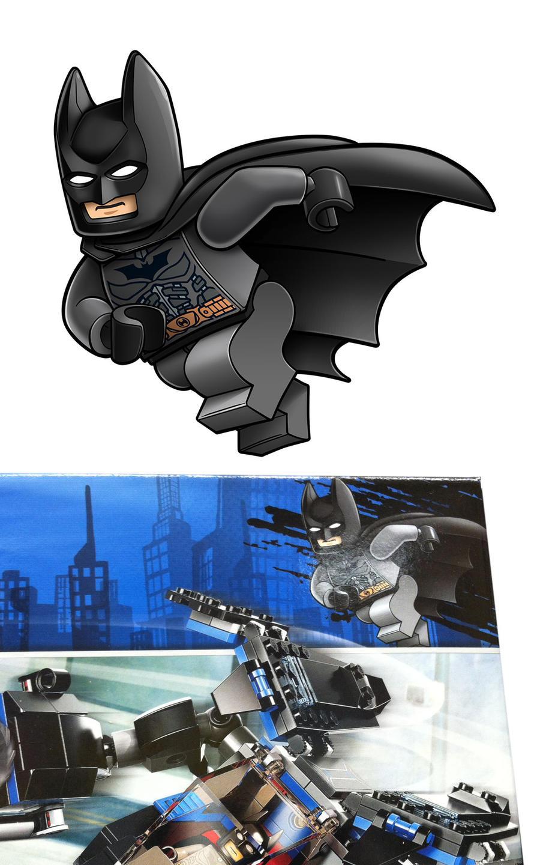 Lego batman new package art by robking21 on deviantart - Spiderman batman lego ...