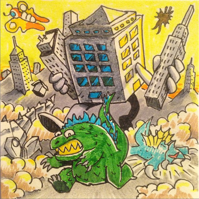 Gentrify all Monsters by RobKing21