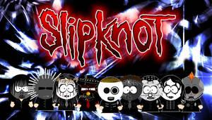 Slipknot South Park Style