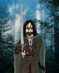 Aragorn - The Ranger of The North