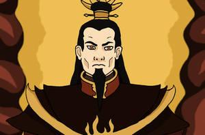 Firelord Ozai by Juggernaut-Art