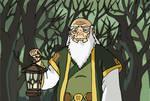 Iroh - Wandering the Spirit World