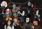 Horror Icons - OMM10