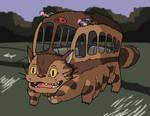 My Neighbor Totoro - Catbus