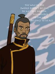 Piandao - The Way of the Sword by Juggernaut-Art
