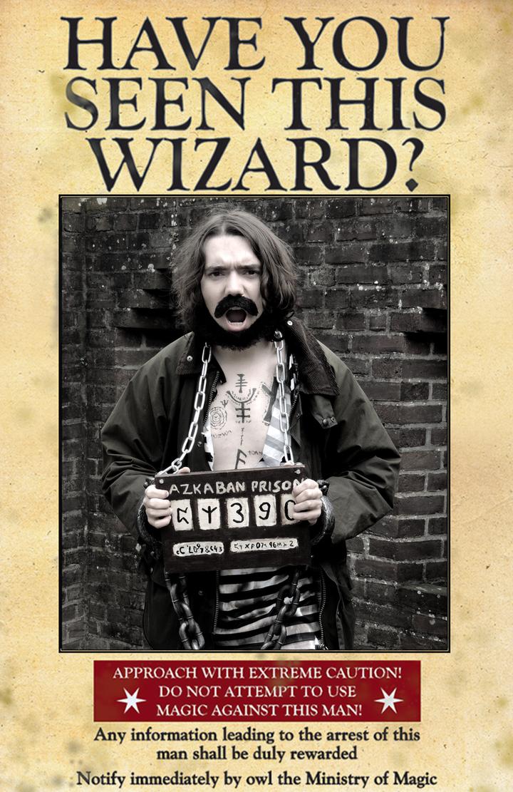 Have You Seen This Wizard Sirius Black By Juggernaut Art On Deviantart