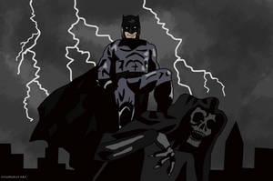 Batman - Justice League by Juggernaut-Art