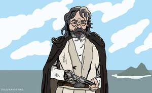 Luke Skywalker - The Island