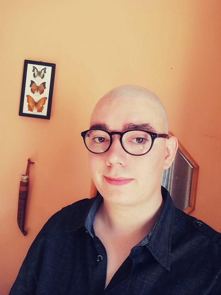 I Shaved My Head By Juggernaut Art On Deviantart
