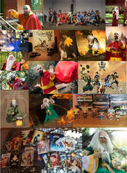Avatar Fandom Celebration by Juggernaut-Art