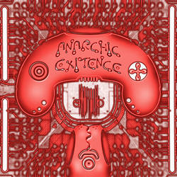 Anarchic Existence Cover red