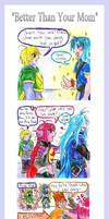 GS 4Koma -Better Than Your Mom