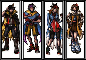 TwitchPlaysPokemon: Elite Four Guided by Voices by Miyukitty