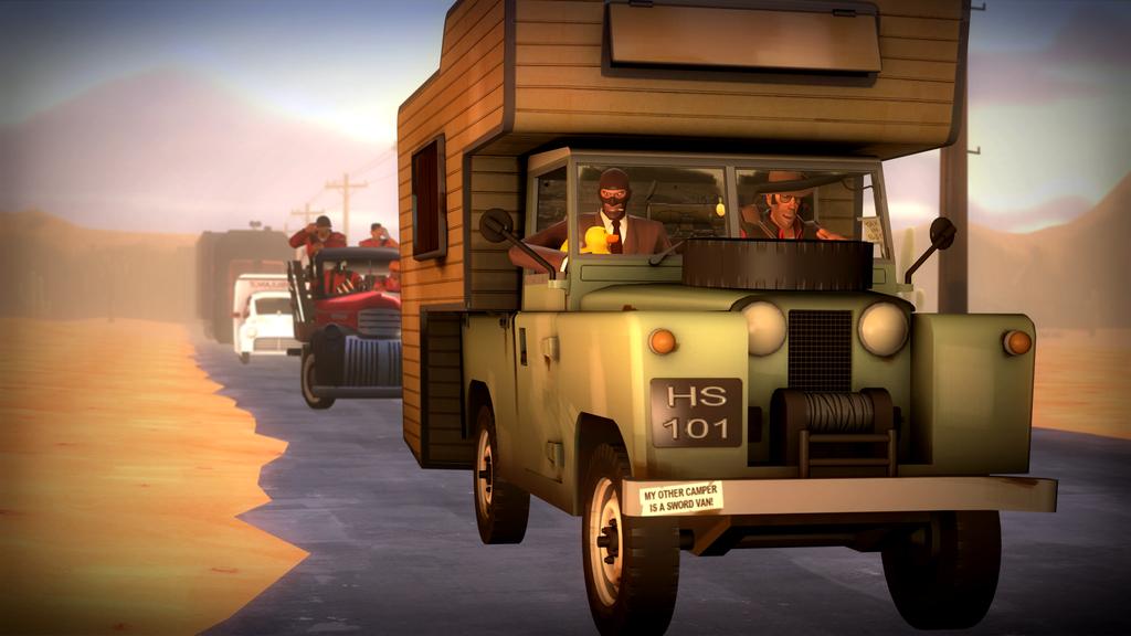 Convoy by d0ntst0pme