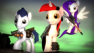 Fallout Equestria: PH - The First Three