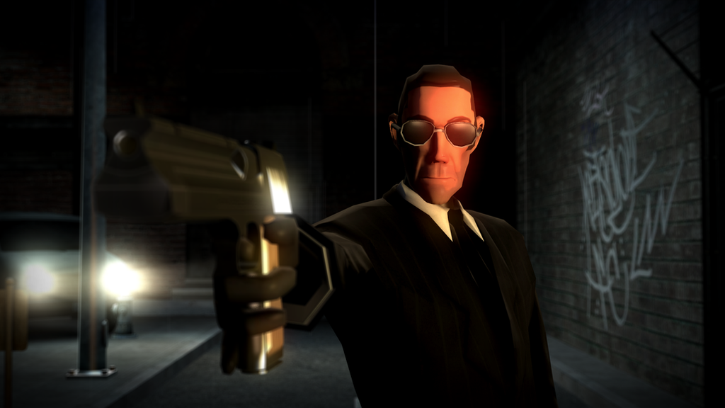 Agent Smith by d0ntst0pme