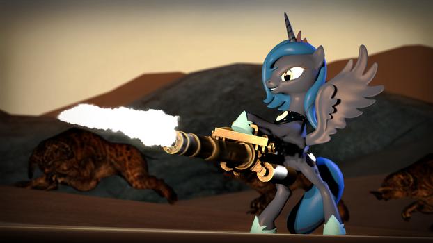 Serious Luna (Redone)